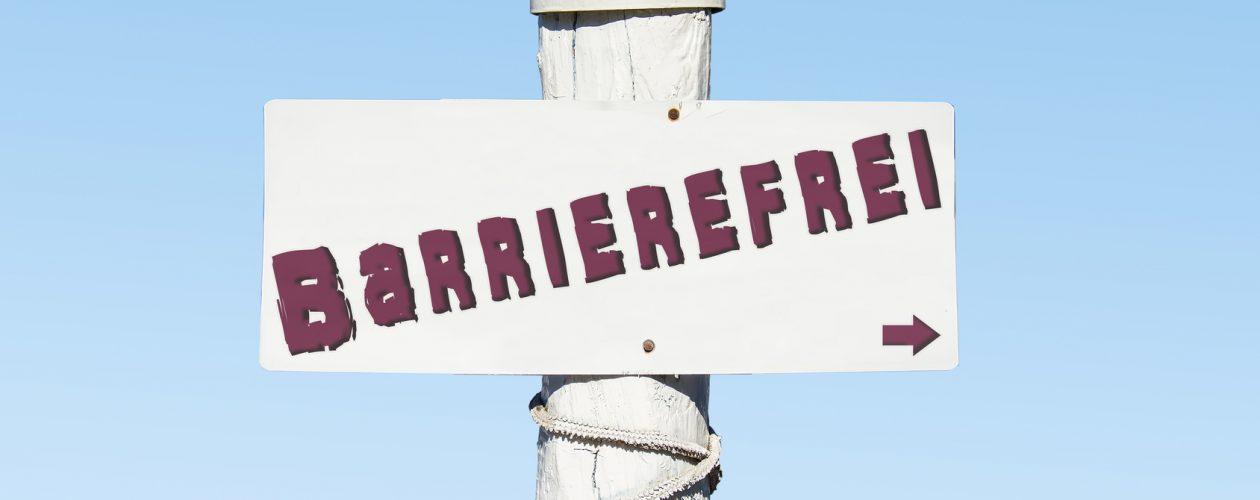 Barrierefreie Dienste für barrierefreie Filme